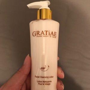 Gratiae facial cleansing lotion